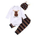 Little Moose Clothing Set