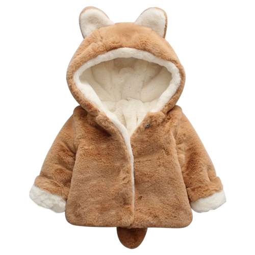 Little Fox Warm Coat