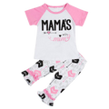 Mama's Mim Clothing Set