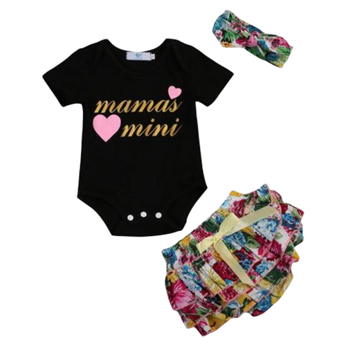Mama's Mini 3pcs Summer Set