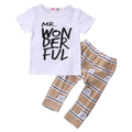 Mr. Wonderful Clothing Set