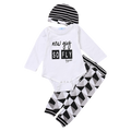 New Guy 3pcs Clothing Set