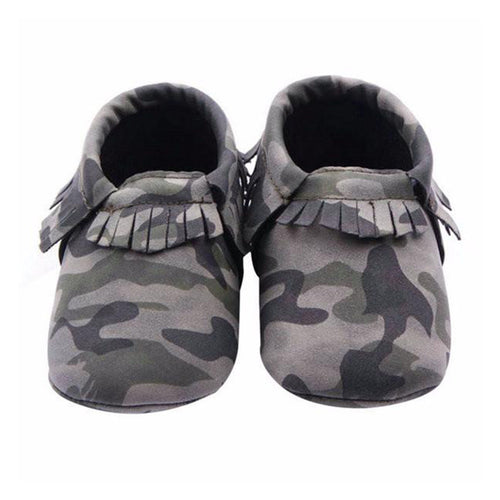 Baby Camouflage Shoes