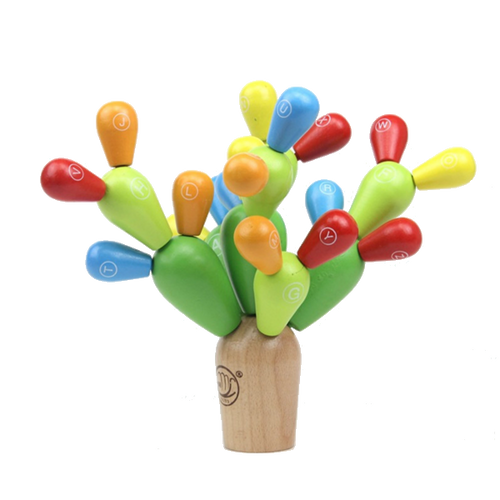 Cactus Assembly Toy