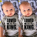 Loved By The King Bodysuit