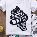Happy Days Clothing Set