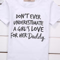 Don't Ever Underestimate T-shirt
