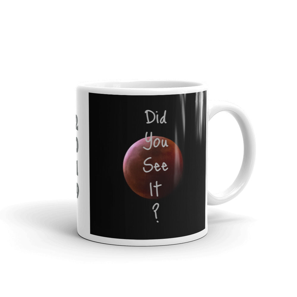 Lunar Eclipse 2019 Mug