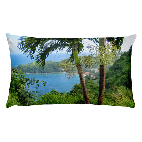 Tobago Throw Pillow