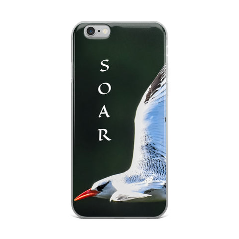 iPhone Case with Tropicbird