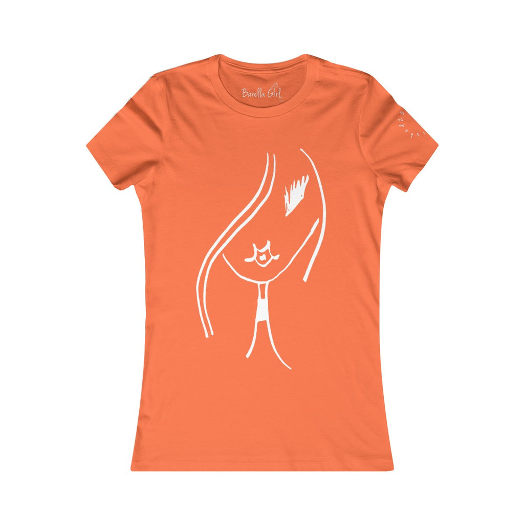Barella Girl - Basic Face - Tee