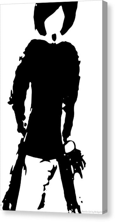 Barella Girl - Fashion Fashion - Canvas Print