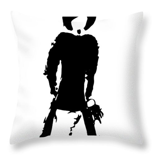Barella Girl - Fashion Fashion - Throw Pillow
