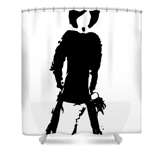Barella Girl - Fashion Fashion - Shower Curtain