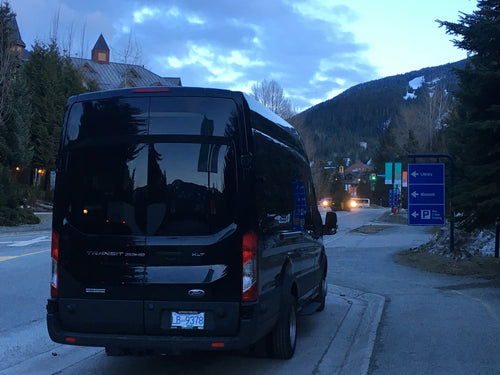 Victoria to Whistler Transfer