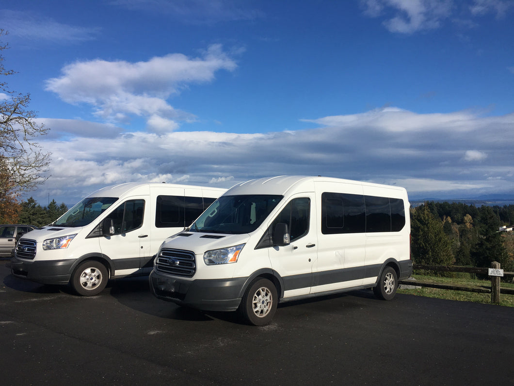 Victoria Special Event Shuttles
