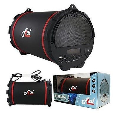 Portable Rechargeable Wireless Stereo Bass Speaker USB/ Aux/ SD/ TF  USA Seller