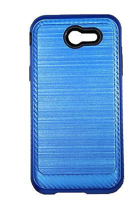 J3 Emerge new Slim fit Metallic/ Protective/ Aluminum shiny case/ USA Seller