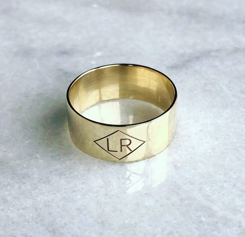 Modern Love Cigar Band