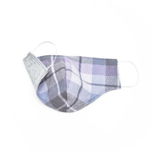 Cotton Flannel Washable Face Masks - Hoadin