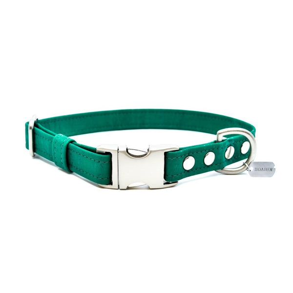 Emerald Cork Dog Collar - Hoadin