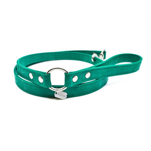 Emerald Cork Dog Leash - Hoadin