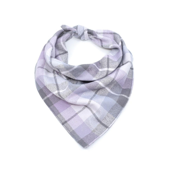 Heather Flannel Bandana - Hoadin