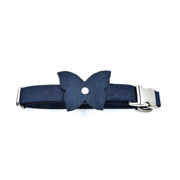 Navy Cork Butterfly - Hoadin