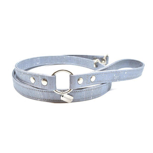 Silver Cork Dog Leash - Hoadin