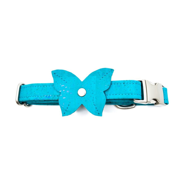 Teal Cork Butterfly - Hoadin