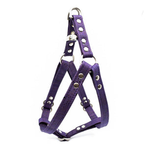 Violet Cork Dog Harness - Hoadin