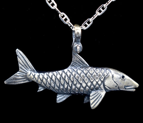 Bonefish Pendant (Large)