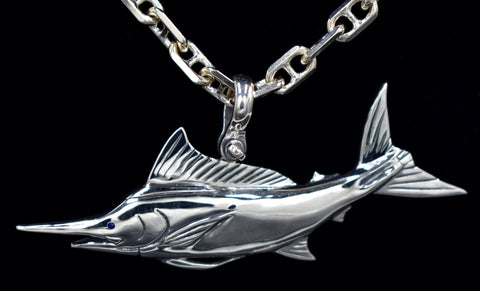 Marlin Pendant (Large)
