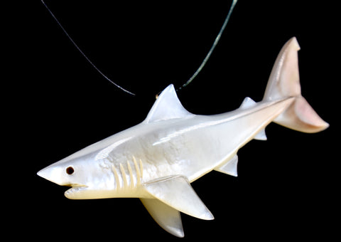 Great White Shark (Pearl Shell)