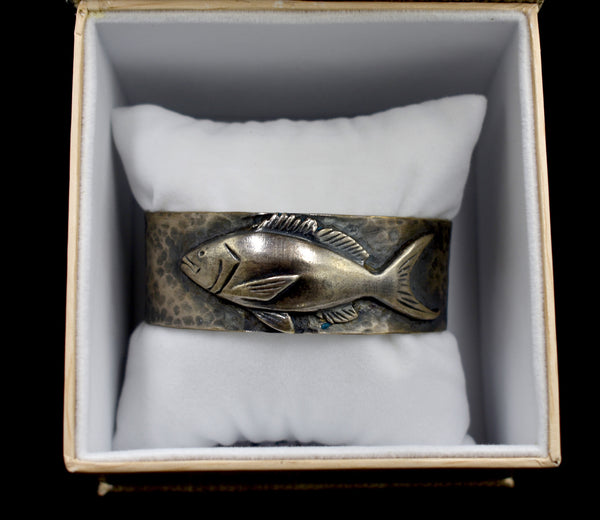 Mens Yellowtail Snapper Cuff