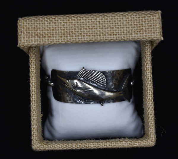 Men's Sailfish ID Cuff