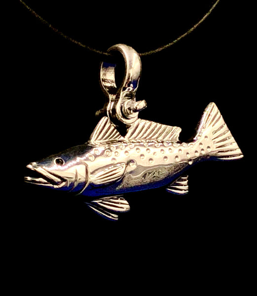Speckled Sea Trout Pendant