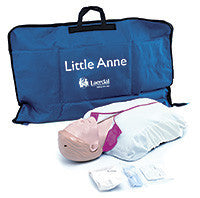 Laerdal Little Anne® CPR Training Manikin (Light Skin) (120-01050)