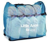Little Anne® CPR Training Manikin 4-Pack (Light Skin) (121-01050)