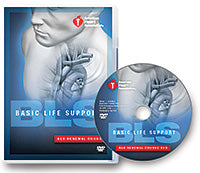 Basic Life Support (BLS) Renewal Course DVD