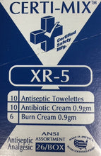 Certi-Mix XR-5 Antiseptic - Analgesic ANSI Assortment