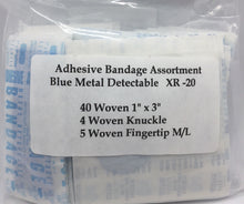 ADHESIVE BANDAGE ASSORTMENT X-R20  220-266