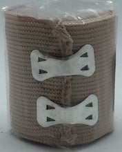 "Elastic Bandage (Ace Style) w/Clips - 2"" x 5 yards - Certified (228-102)"