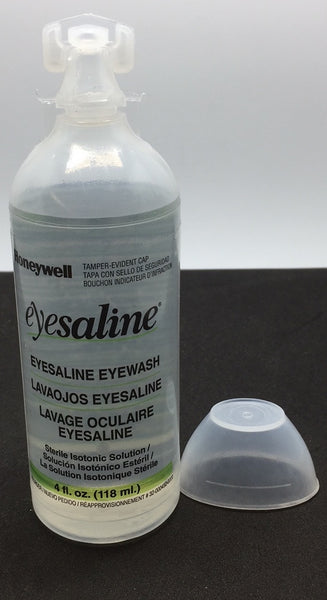 Eye Wash - 4 oz. -  w/ Cup - Certified ( 229-043)