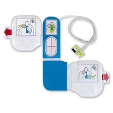 Zoll Training Electrodes Stat Pads II , AED Plus 1 pair