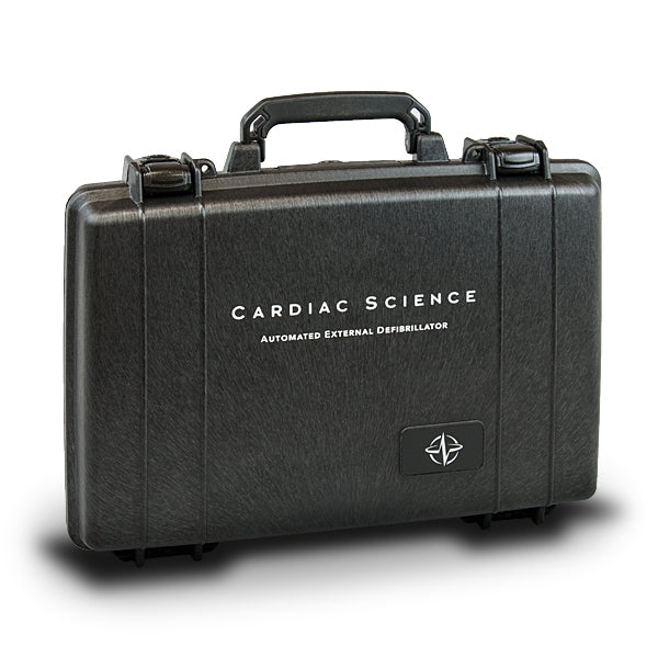 Cardiac Science Water Resistant Carrying Case for Powerhouse G3 AED
