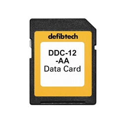 Defibtech Large Capacity Data Card  (DDC-12)