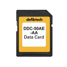 Defibtech Medium Capacity Data Card - Audio Enabled (DDC-50AE)