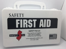 10PW - ANSI General Purpose First Aid Kit  202-012