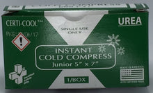 699X - Cold Pack - Certi-Cool - Junior - 1/unit Certified 216-033